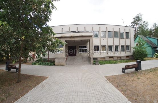 Išnuomojamas kabinetas Varėnos mieste, Parko g. 8