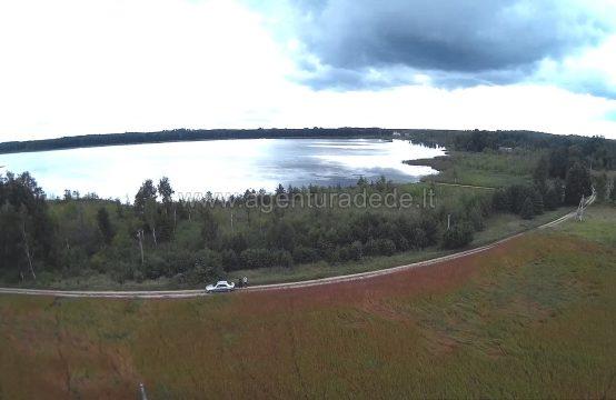 Parduodamas 11.34 Ha. žemės sklypas Puodžių kaime prie Netečiaus ežero!