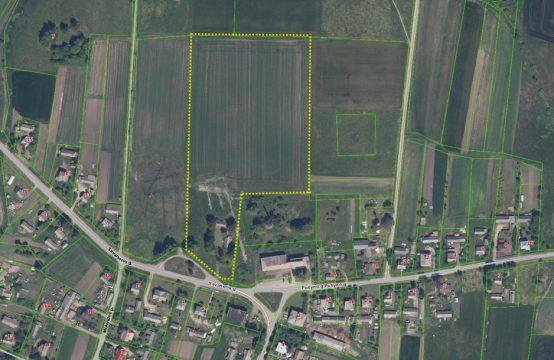 Parduodame sodybą Lazdijų rajone su 3.5785 ha. žemės sklypu.