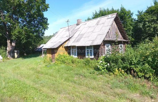 Parduodama sodyba Varėnos r. su 3.55 ha. sklypu