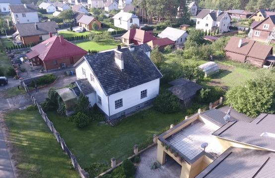 Parduodamas namas Varėnos m., Vytauto g. 124