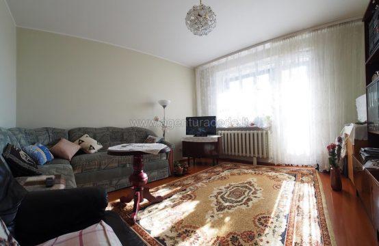 Parduodamas 2 kambarių butas Savanorių g., Varėnos mieste
