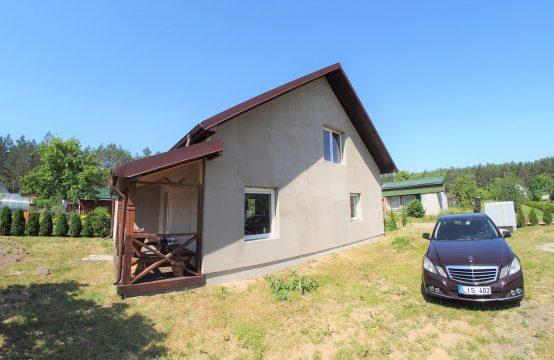 Parduodamas namas Salovartės sodų bendrijoje