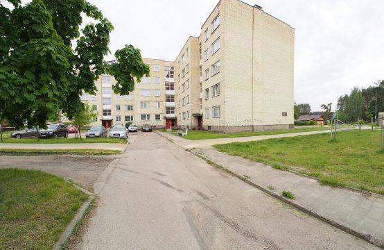 1 kambario butas Varėnos mieste, Voronecko g.